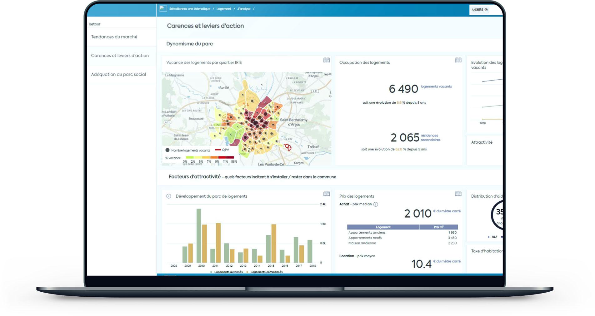 Image de notre produit Spallian City Open Data